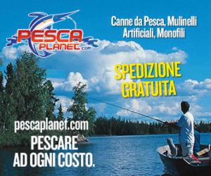 Pescaplanet Negozio Vendita Online